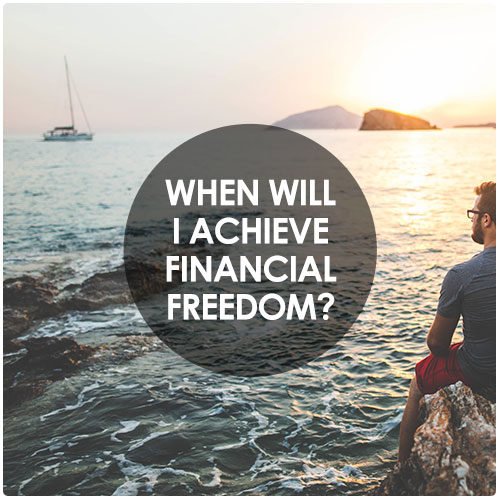 When will I achieve Financial Freedom?